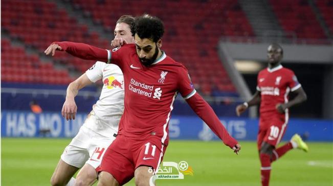 ليفربول يصل للدور ربع النهائي بدوري الابطال 24