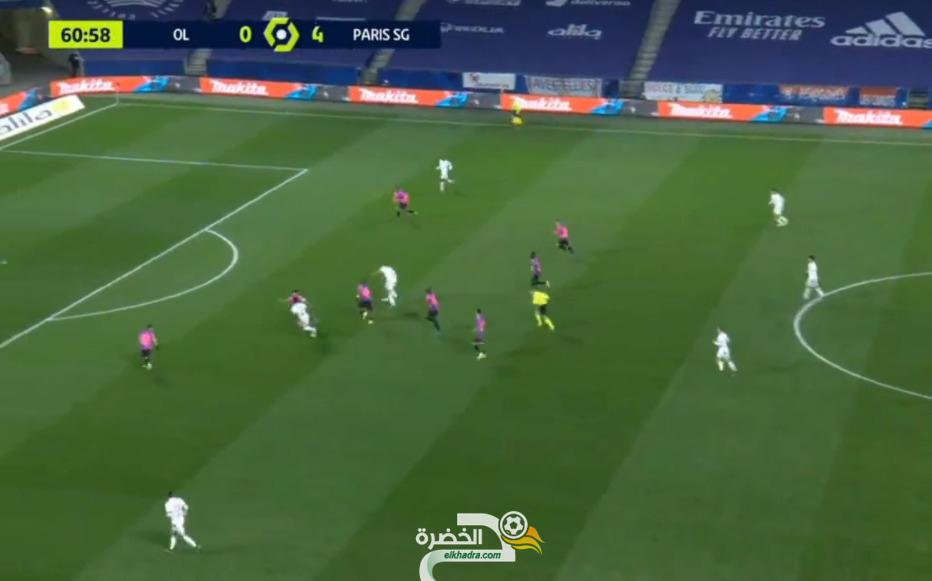 بالفيديو شاهد هدف اسلام سليماني امام باريس سان جيرمان اليوم 23