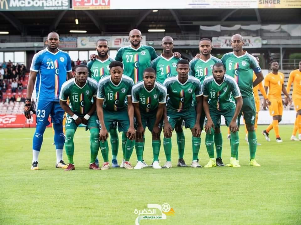 إنجاز تاريخي .. منتخب جزر القمر يتأهل لأول مرة إلى نهائيات كأس أمم إفريقيا 23