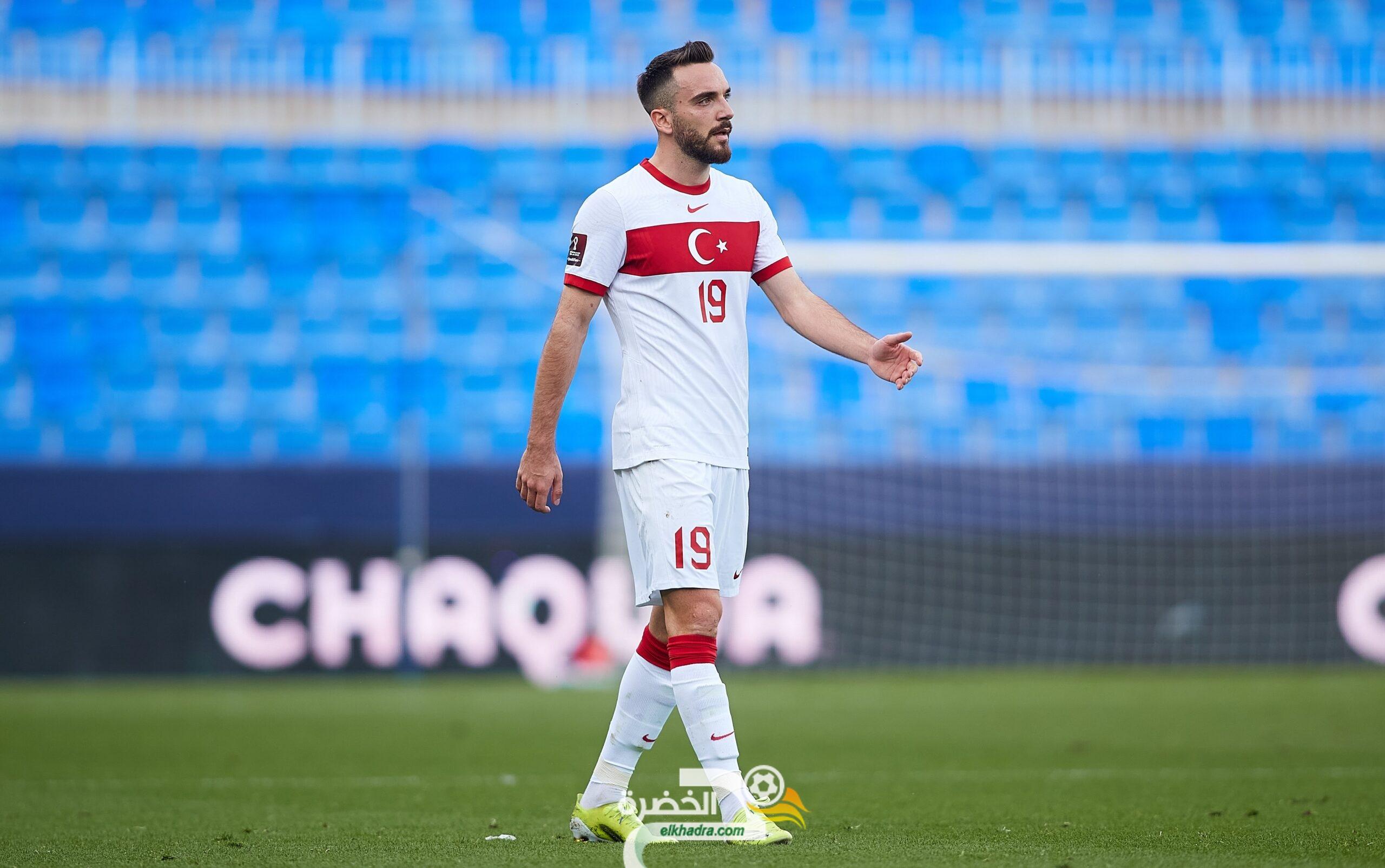لاتفيا تفاجىء تركيا بتعادل إيجابي بالتصفيات المؤهلة لمونديال 2022 بقطر 23