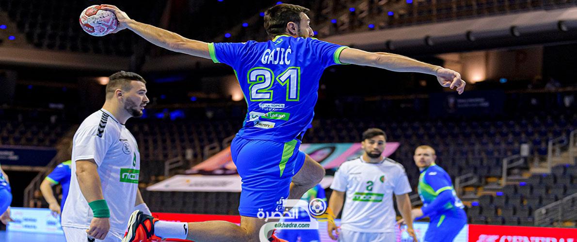 """كرة اليد :""""الخضر"""" في مواجهة السويد في المباراة التصفوية الثانية المؤهلة لأولمبياد طوكيو 1"""