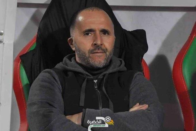 تصريحات جمال بلماضي بعد نهاية مباراة الجزائر زامبيا 23