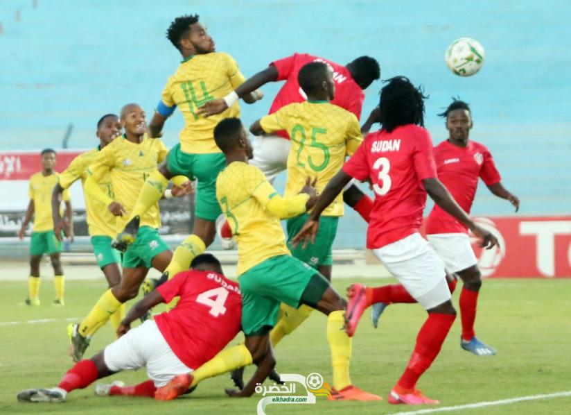 منتخب السودان يتأهل إلى نهائيات كأس الأمم الإفريقية للمرة الـ 9 في تاريخه! 6