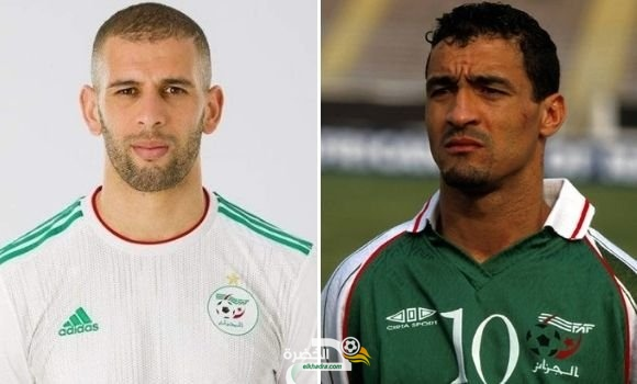 أفضل 5 هدافين في تاريخ المنتخب الوطني الجزائري 1