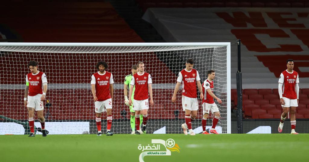 الدوري الأوروبي : أرسنال يتعادل مع ضيفه سلافيا براج 23