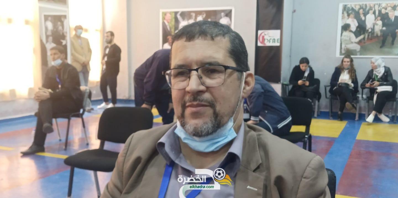 أمزيان الحسين رئيسا جديدا للاتحادية الجزائرية للمبارزة 27