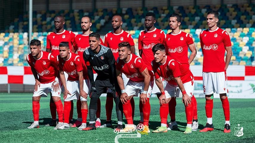 نادي الأهلي بنغازي الليبي يحل مشكلة سفر الفريق للجزائر 1