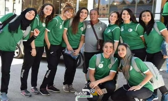 كرة اليد/ كاس امم افريقيا 2021 (سيدات): المنتخب الوطني في المجموعة الثالثة 1