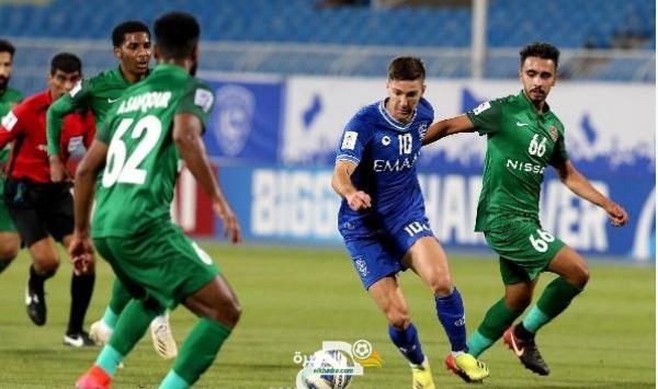 الهلال السعودي يتأهل لثمن نهائي دوري أبطال آسيا 6