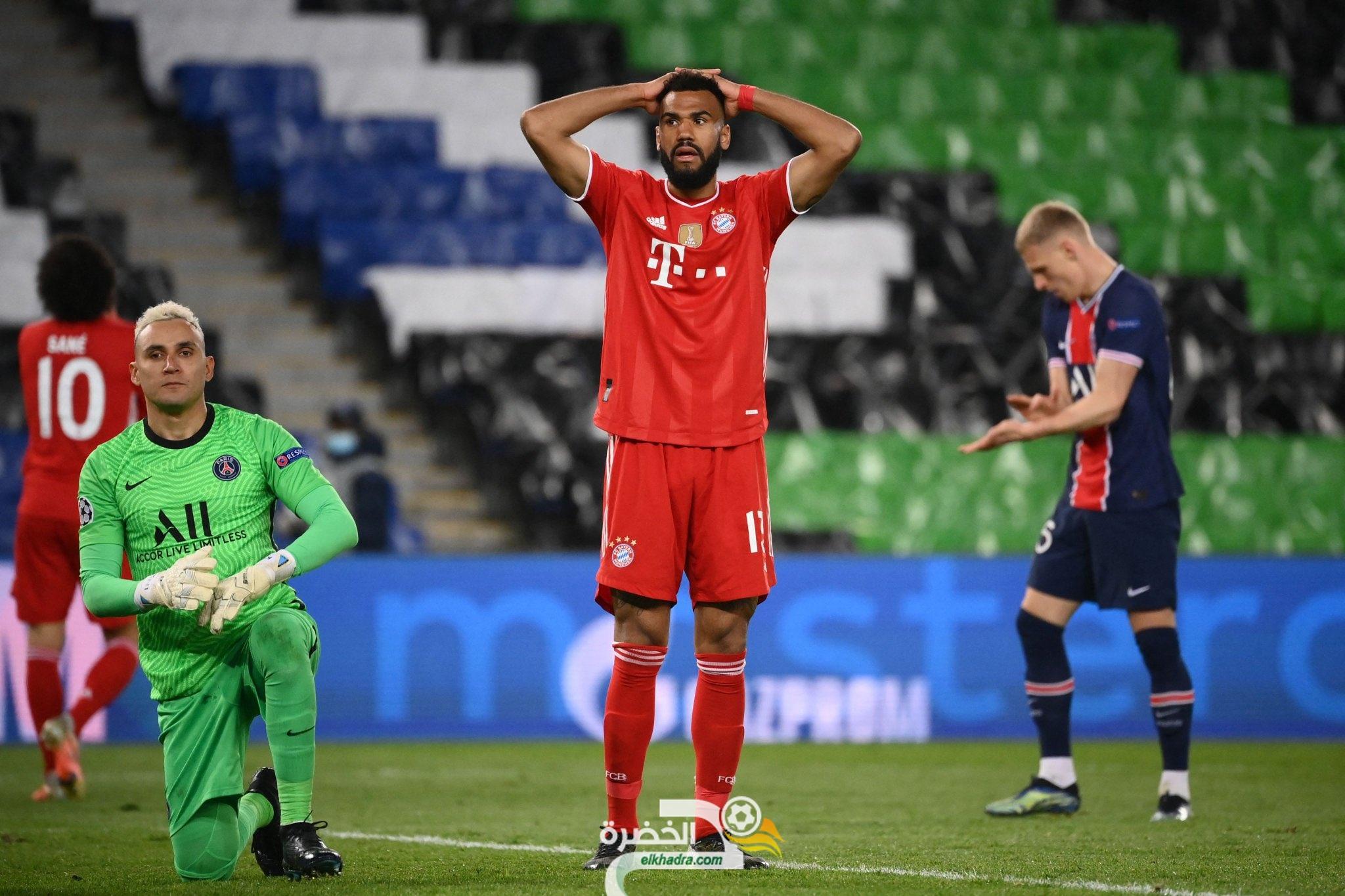 باريس سان جيرمان لنصف نهائي دوري أبطال أوروبا 28