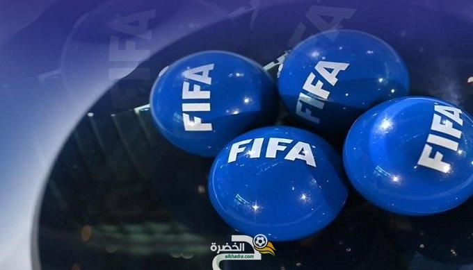 الفيفا تنشر موعد مباريات تصفيات كأس العرب 5