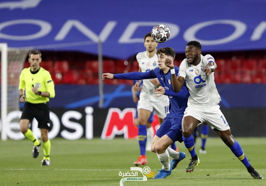 دوري أبطال أوروبا : تشيلسي يتأهل للدور نصف النهائي 29