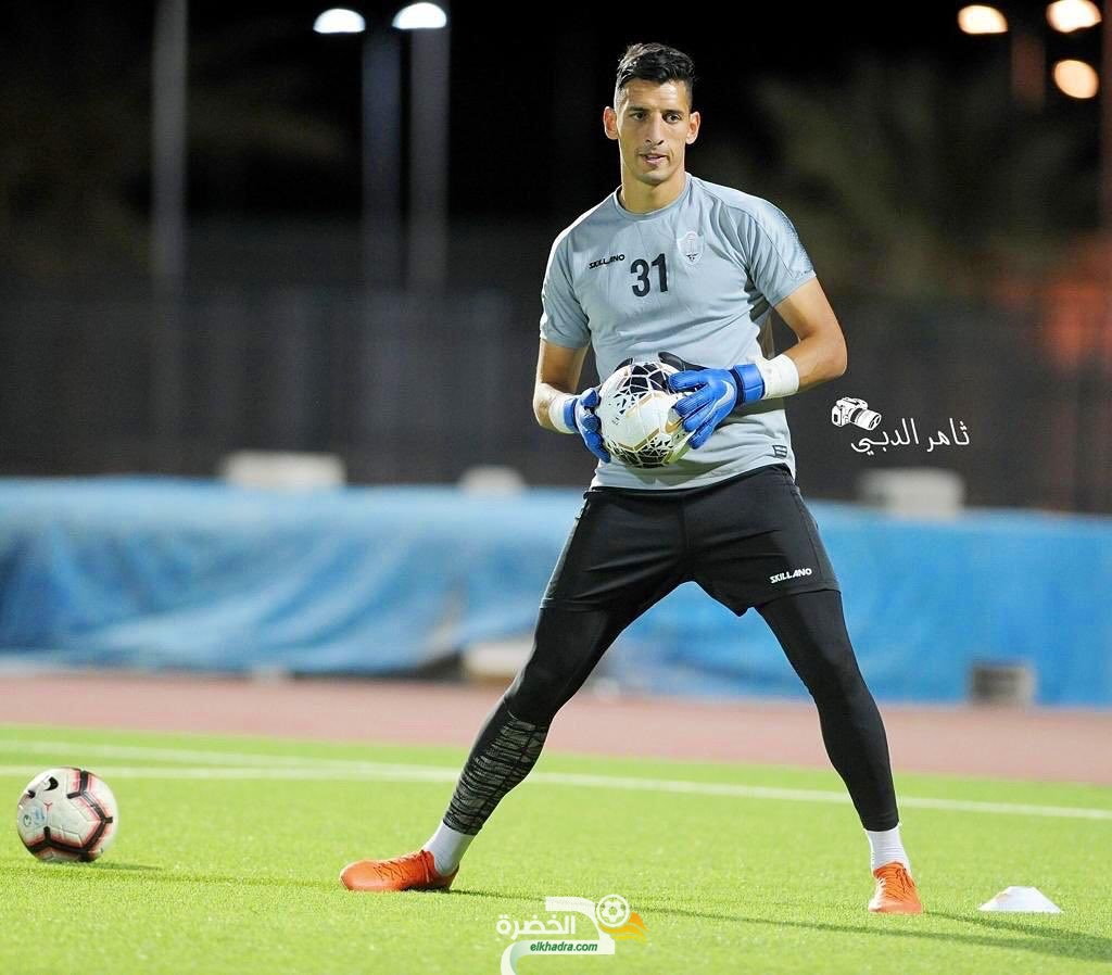 نادي بارادو يضم الحارس خير الدين بوصوف 23