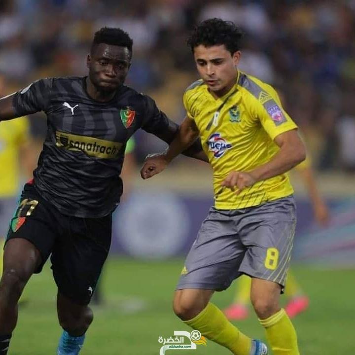 المهاجم الكاميروني روني يفوز بقضيته ضد فريق مولودية الجزائر 1