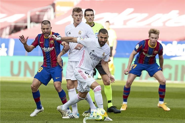 برشلونة يواجه ريال مدريد في كأس السوبر الإسباني مطلع عام 2022 6