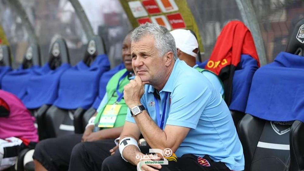 الصربي زوران مانولوفيتش مدربا جديدا لنادي شباب بلوزداد 28