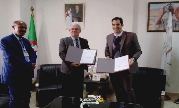 الألعاب المتوسطية وهران 2022 : اتفاقية تعاون وشراكة بين لجنة التنظيم وجامعة وهران 2 26
