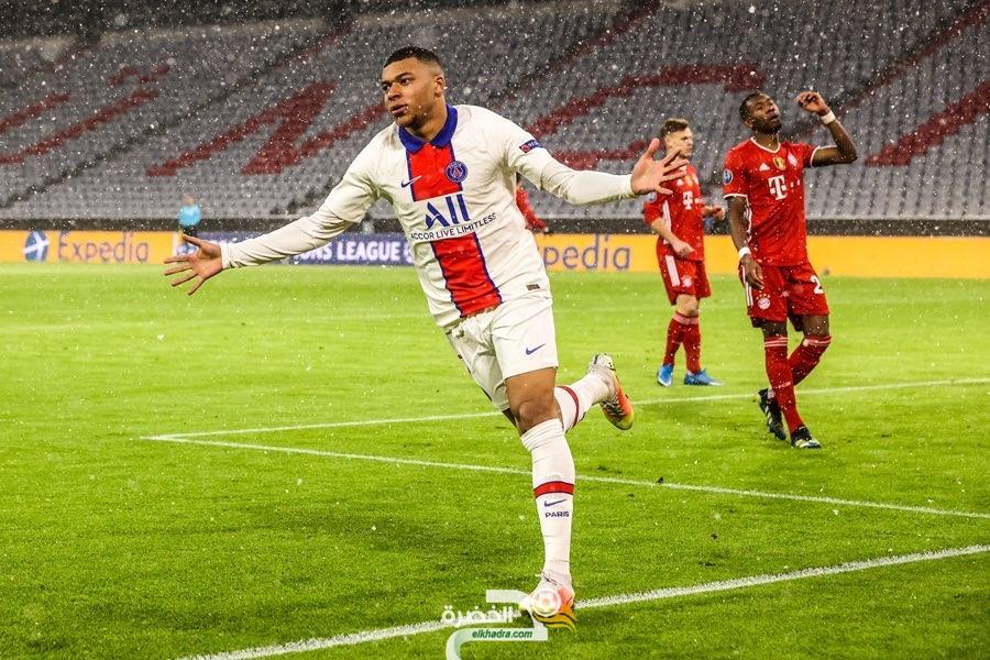دوري ابطال اوروبا: سان جرمان يعود بفوز ثمين على بايرن ميونيخ 27