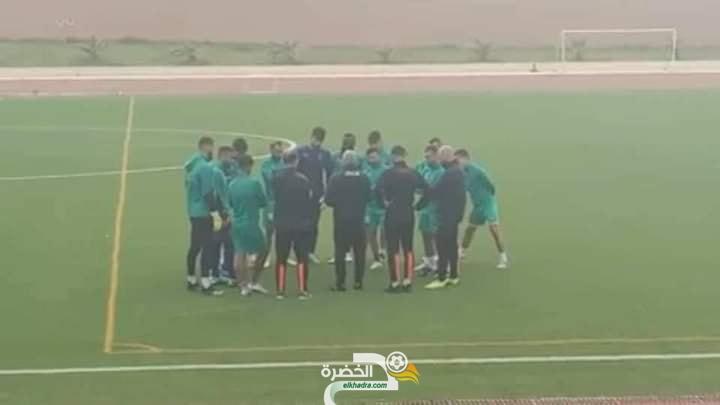 تفاصيل مقاطعة لاعبي مولودية الجزائر للتدريبات ! 28
