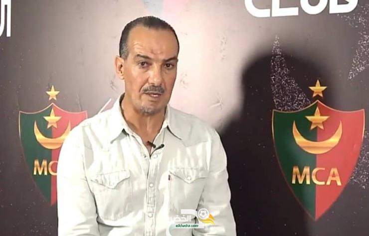 """نبيل نغيز :""""وافقت على العودة من أجل الفريق الذي احبه"""" 1"""
