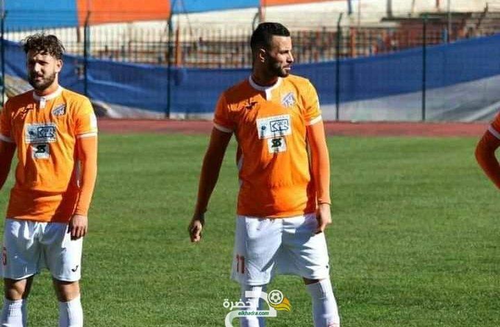 شباب بلوزداد يضم المهاجم هشام خلف الله قادما من أولمبي المدية 23