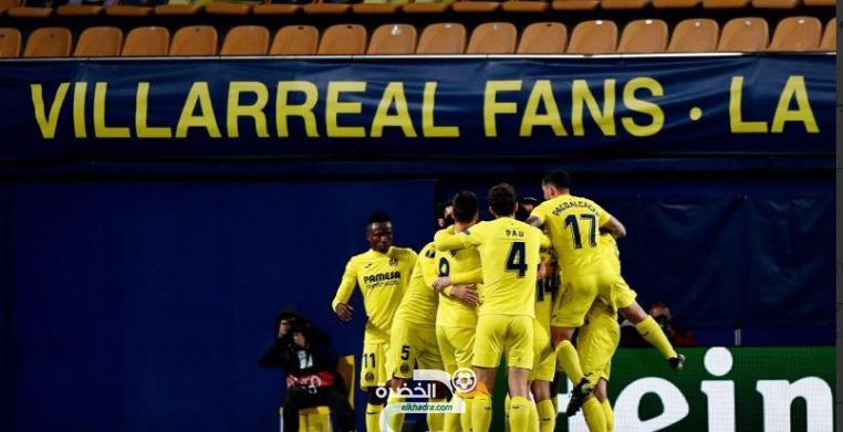 فياريال يتأهل لنصف نهائي الدوري الأوروبي 23