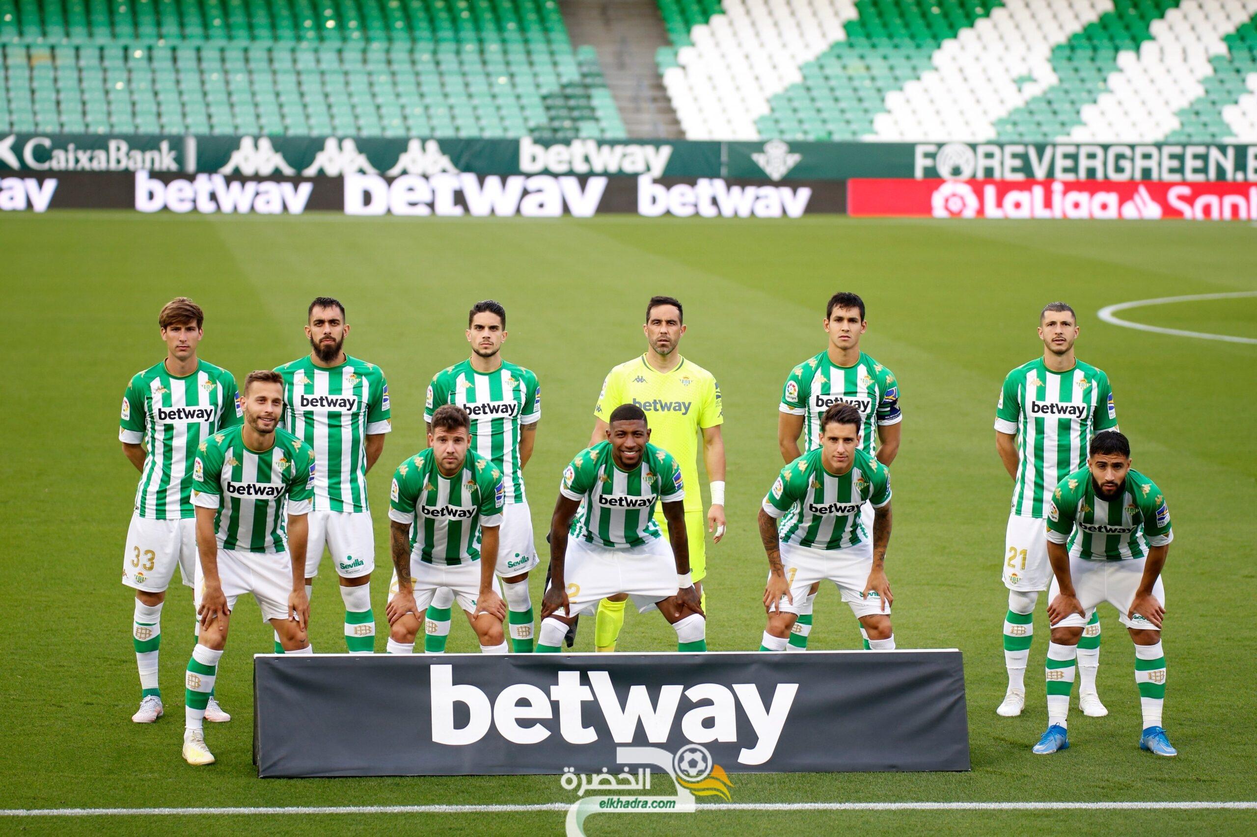 ماندي اساسي في تعادل ريال بيتيس وضيفه أتلتيك بيلباو 23