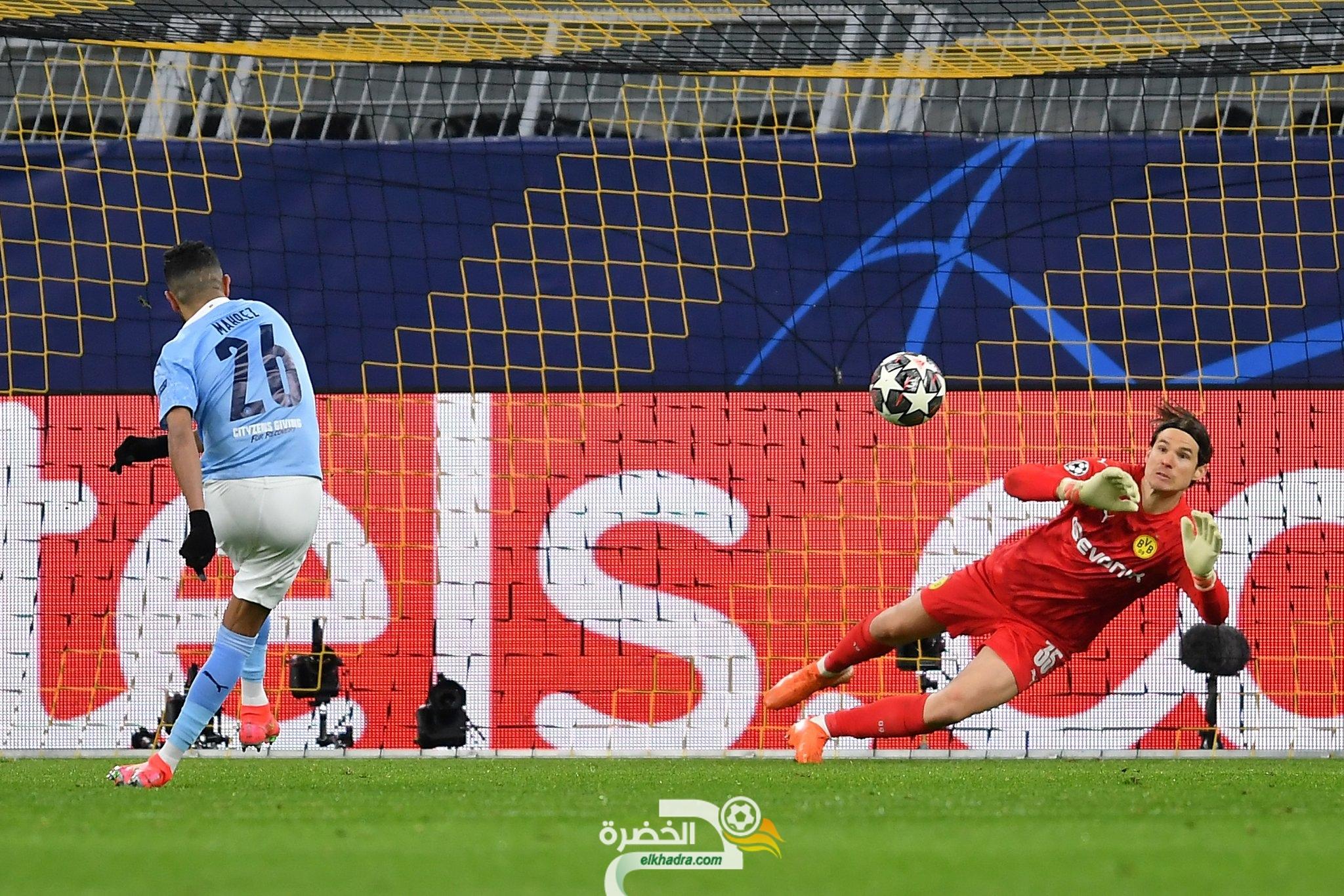 رياض محرز يبلغ نصف نهائي دوري أبطال أوروبا مع مانشستر سيتي 28