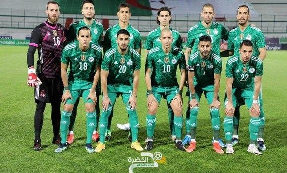 مونديال 2022 (تصفيات/ الجولة الاولى): الجزائر-جيبوتي يوم السبت 5 جوان بملعب مصطفى تشاكر 1
