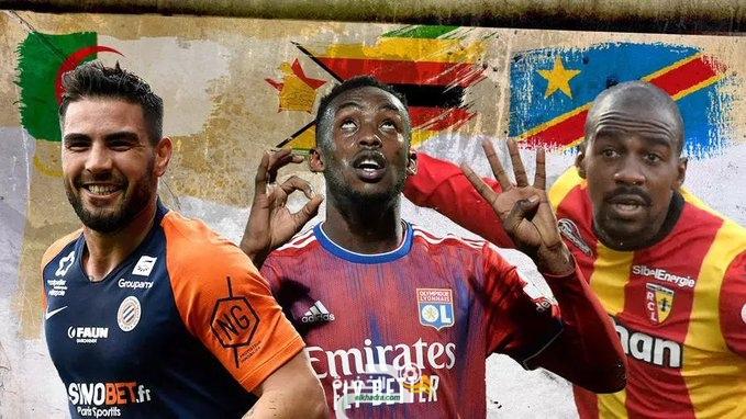 أندي ديلور مرشح لجائزة مارك فيفيان فوي لأفضل لاعب افريقي بالدوري الفرنسي 23