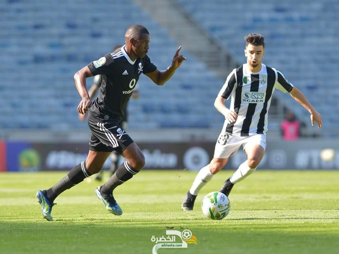 مباراة وفاق سطيف و أورلاندو بيراتس تنتهي على وقع التعادل السلبي . 5
