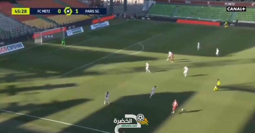 بالفيديو شاهد أسيست بولاية ضد باريس سان جيرمان 23