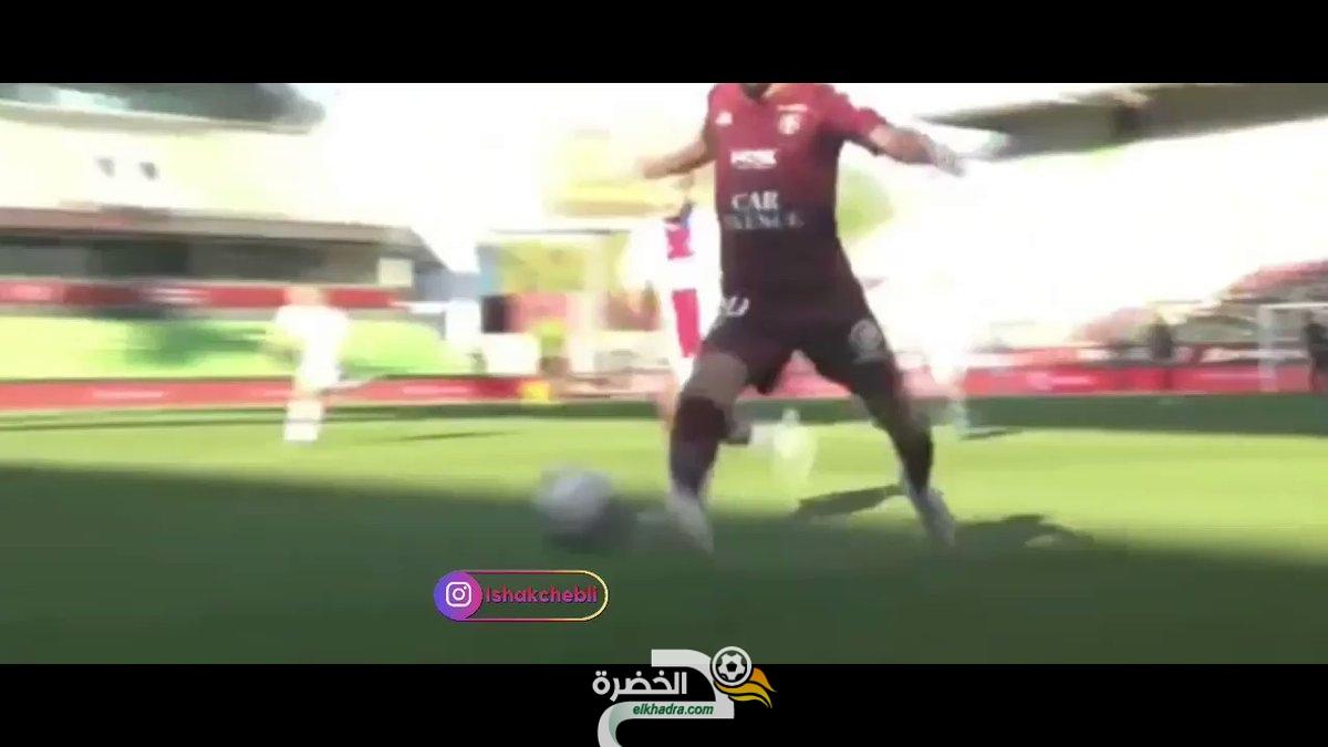بالفيديو شاهد فريد بولاية يرواغ مدافع باريس سان جيرمان بطريقة رائعة 1