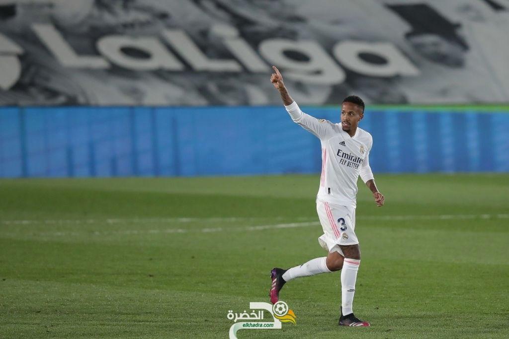 ريال مدريد : ميليتاو يفوز بجائزة الأفضل في شهر أفريل 29