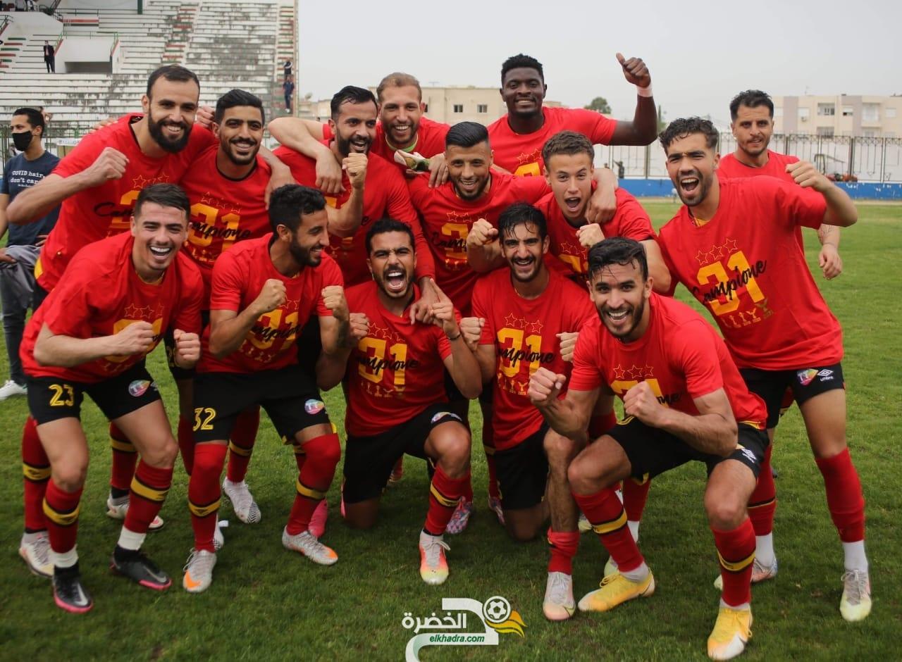 الترجي الرياضي يتوج بالدوري التونسي 1