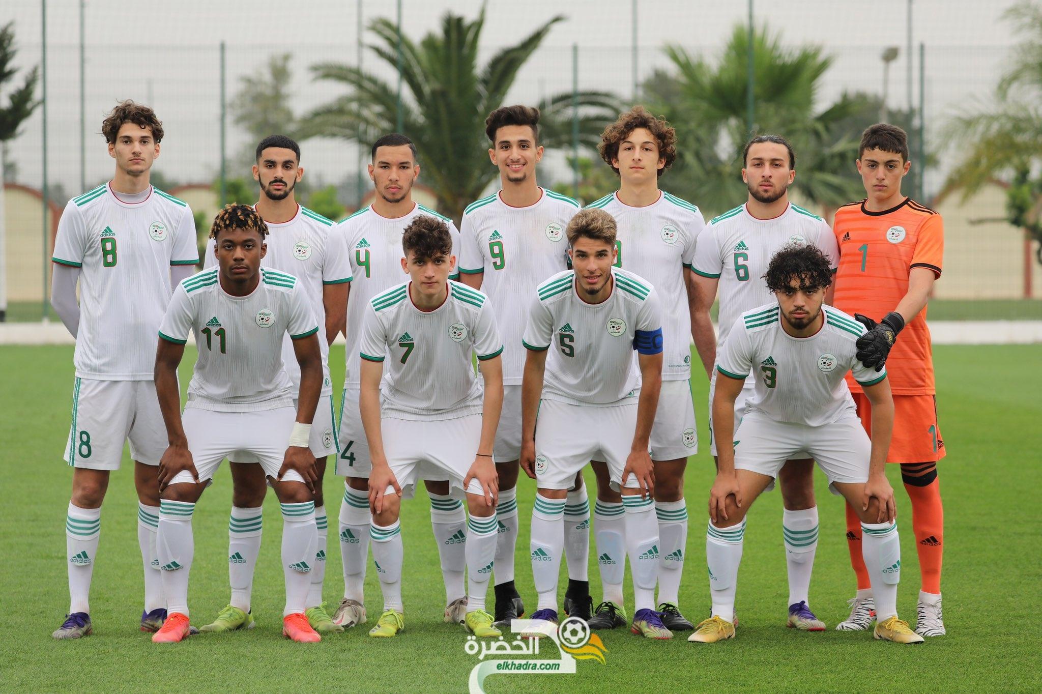 مجموعة الجزائر في كأس العرب لكرة القدم للشباب تحت 20 عاما 1