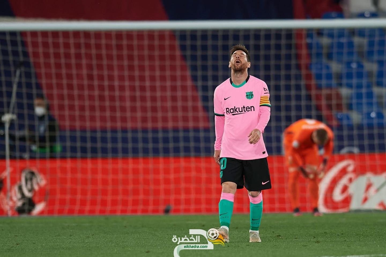 """برشلونة 3-3 ليفانتي : تعادل بطعم """"خسارة اللقب"""" 4"""