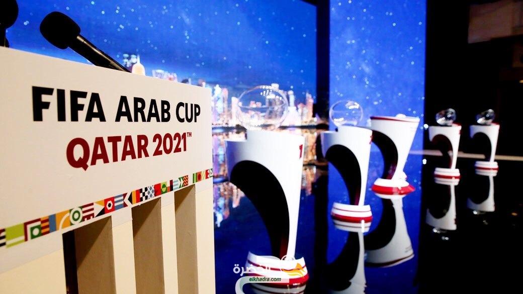 جوائز مالية محفزة للمنتخبات المشاركة في بطولة كأس العرب 2021 2