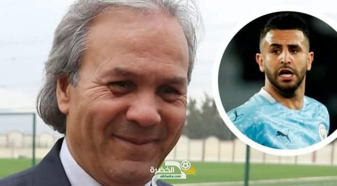 رابح ماجر : مشاهدة لاعب جزائري يلعب نهائي رابطة الأبطال يسعدني 1