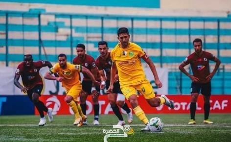 شبيبة القبائل تتأهل إلى نصف نهائي كأس الكونفيدرالية الإفريقية 1