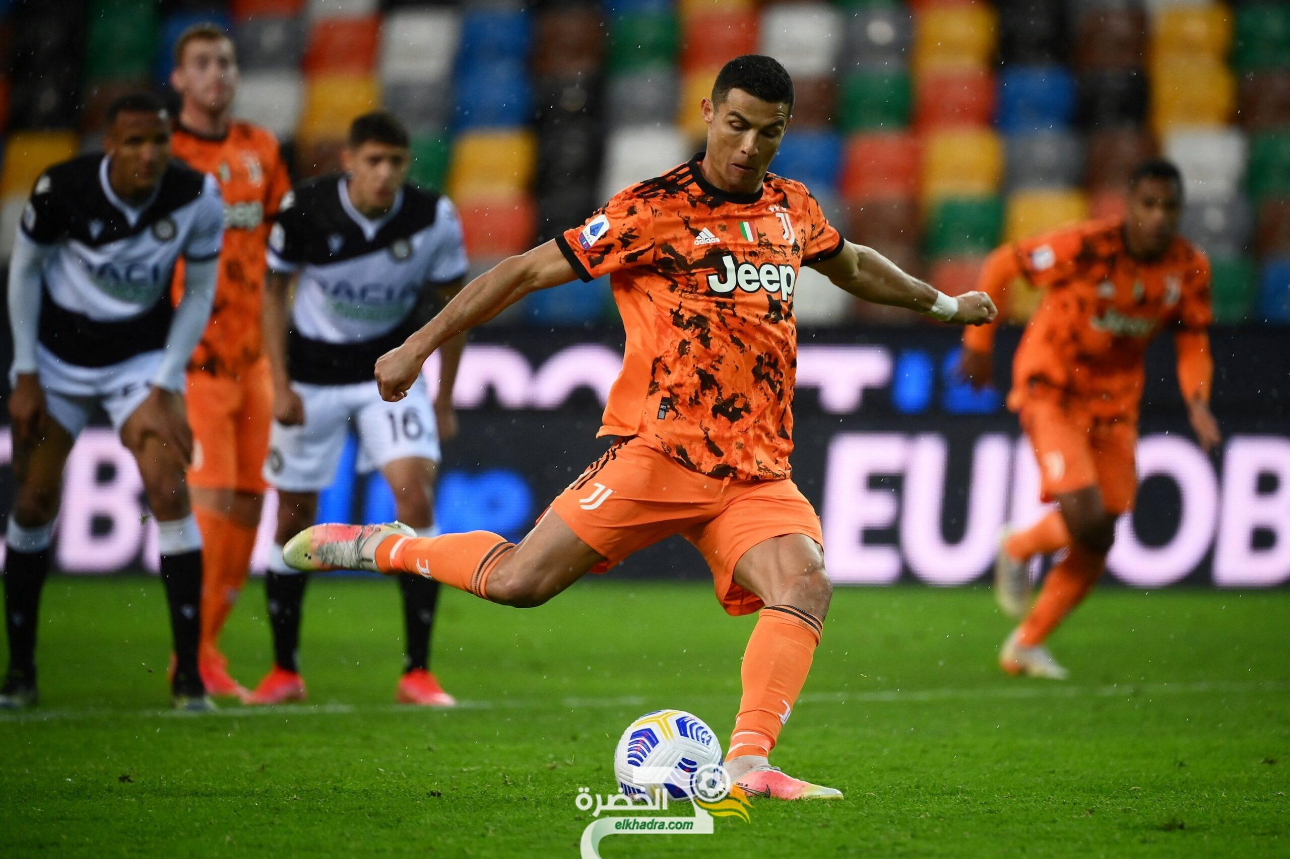 رونالدو يقود يوفنتوس إلى المركز الثالث في ترتيب الدوري الإيطالي 26