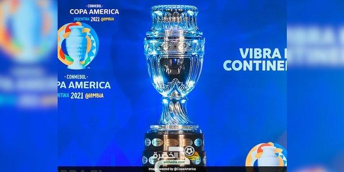 نقل منافسات بطولة كوبا أمريكا 2021 إلى البرازيل 5