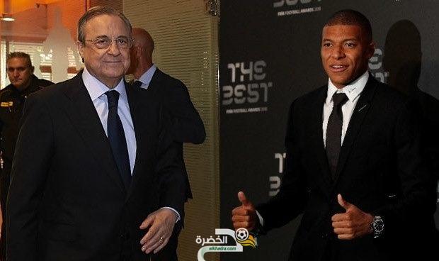 ريال مدريد يتوصل إلى اتفاق نهائي مع كيليان مبابي 13