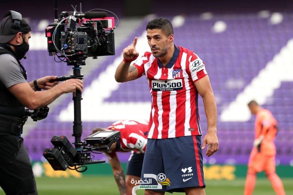 أتليتيكو مدريد بطلا لليغا للمرة ال 11 في تاريخه 12