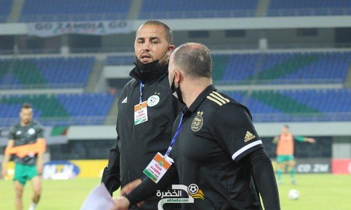 """مجيد بوقرة : الجزائر ستشارك في """"كأس العرب """" من أجل التتويج باللقب 26"""