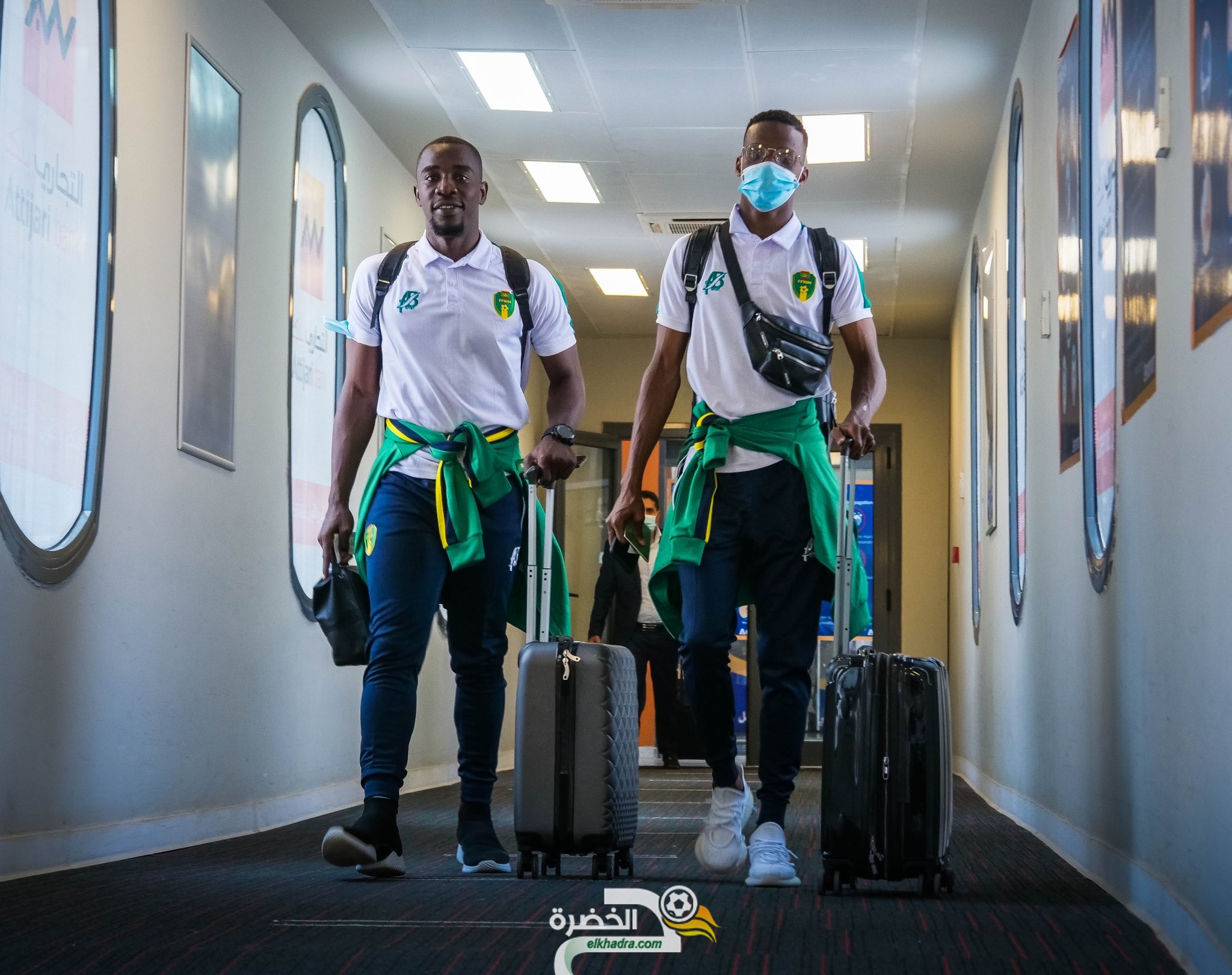 منتخب موريتانيا يتربص في تونس قبل مواجهة الجزائر 1