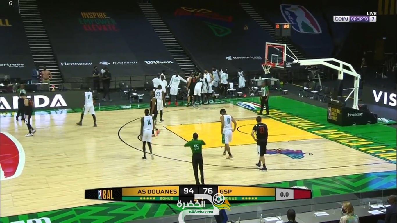 المجمع البترولي يسقط في أول خرجة له بالبطولة الإفريقية لكرة السلة 1