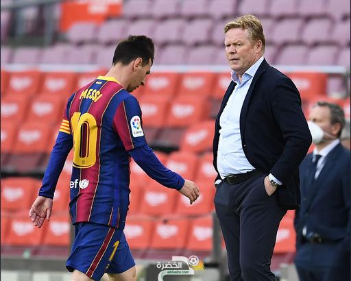 حلم برشلونة يتبخر في نيل لقب الليجا بالهزيمة ضد سيلتا فيجو 6