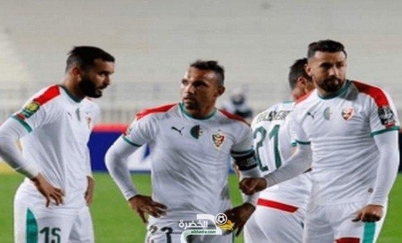 إقصاء مولودية الجزائر بعد الهزيمة أمام الوداد البيضاوي (1-0) 1