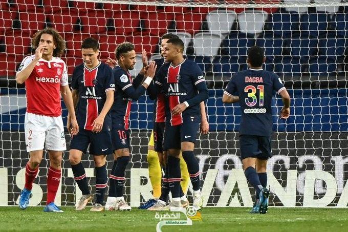 باريس سان جيرمان يتوج بلقب كأس فرنسا للمرة الـ14 في تاريخه 10